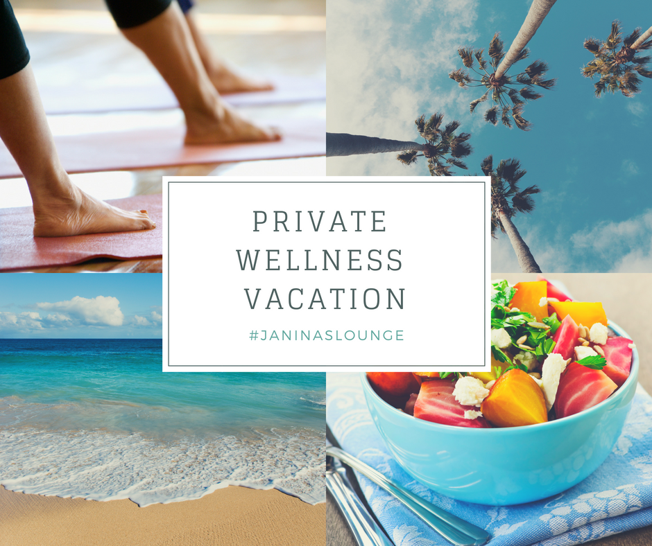private wellness vacation
