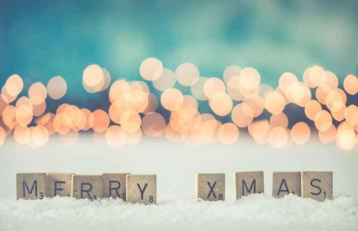 Joulu tuli, joulumeni